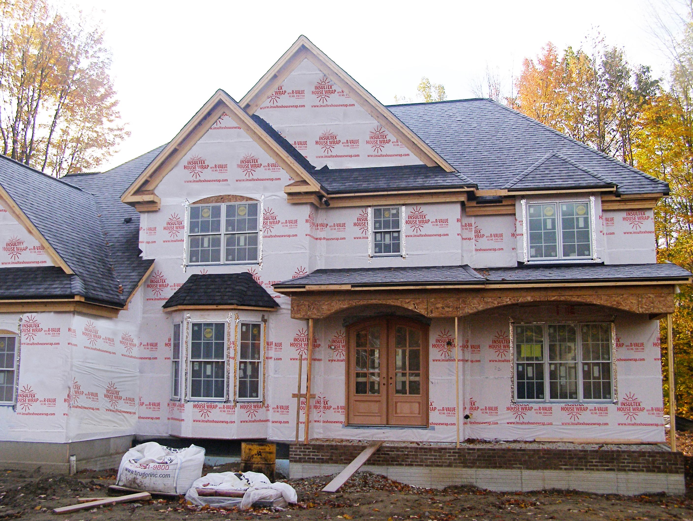 House Wrap Home Depot House Plan 2017